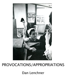 Provocations/Appropriations